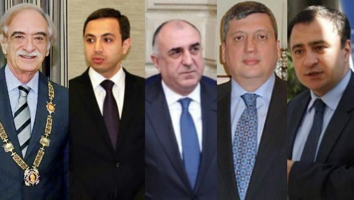 """DİPLOMATİYAMIZIN """"TOPAL GENERALLARI""""... - Onların haralara və"""