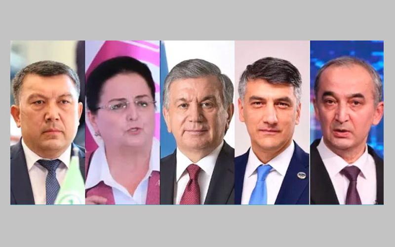 Özbəkistanda prezident seçkiləri başlayıb -