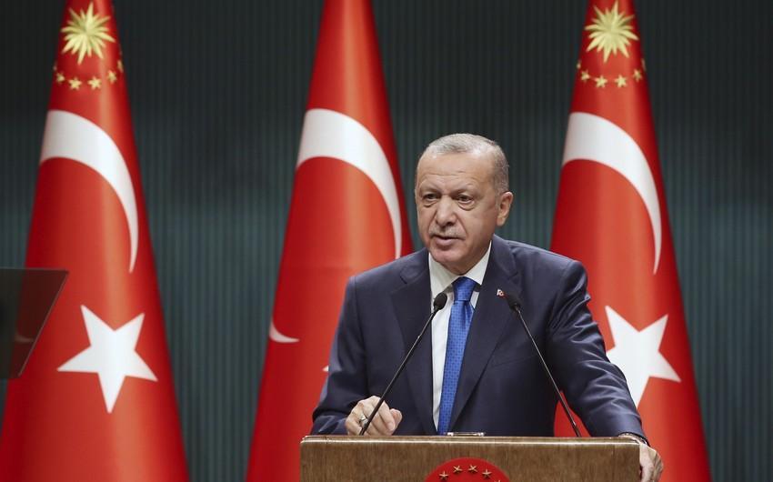Bu gün Ərdoğan Azərbaycan Baş nazirinin müavini ilə görüşəcək