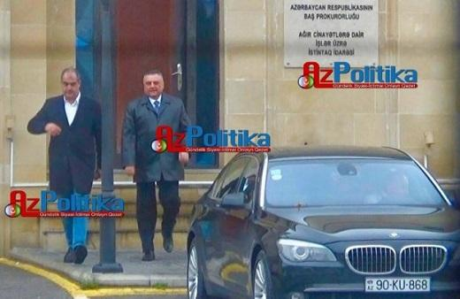 ELDAR MAHMUDOV İSTİNTAQA ÇAĞRILIR - Hərəkət trayektoriyası məhdudlaşdırılıb