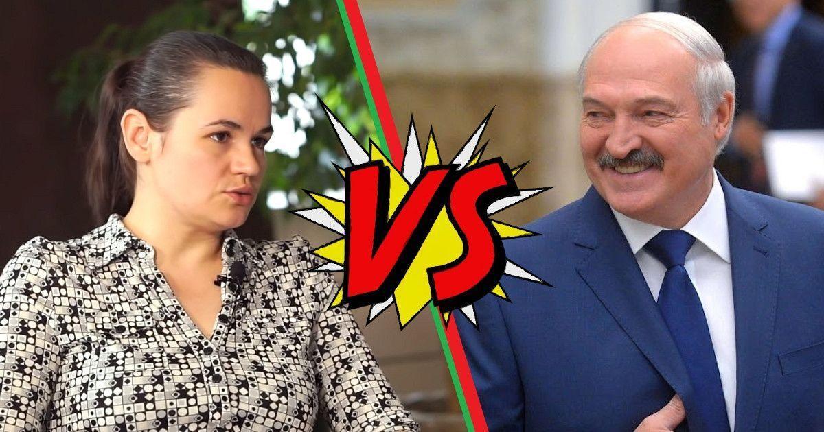 Lukaşenko rəqibinin seçki kampaniyasını dayandırdı - Həbslər başlayıb