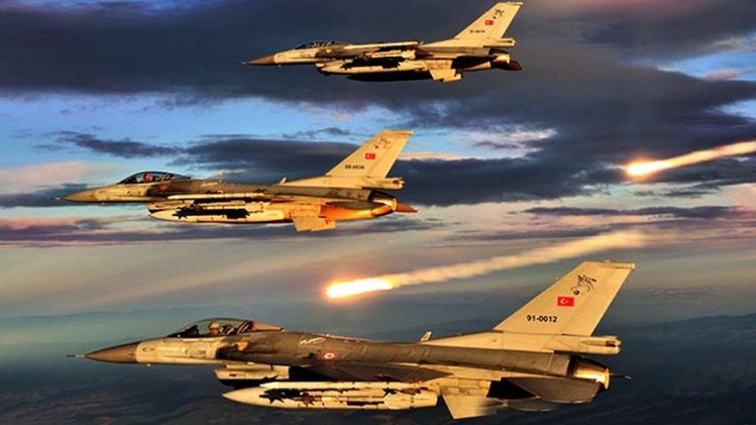 Türkiyə Suriya ordusuna ağır zərbələr endirir