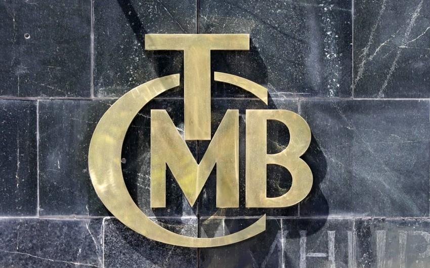 Türkiyə Mərkəzi Bankı  -