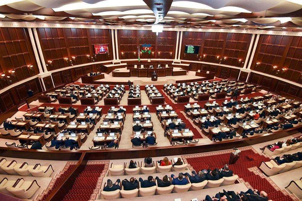 Milli Məclis deputatların maaşı ilə bağlı məlumatlara münasibət bildirib -
