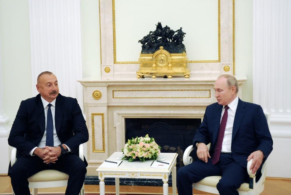 """Putin """"kompromis"""" dedikdə nəyi nəzərdə tutub?"""