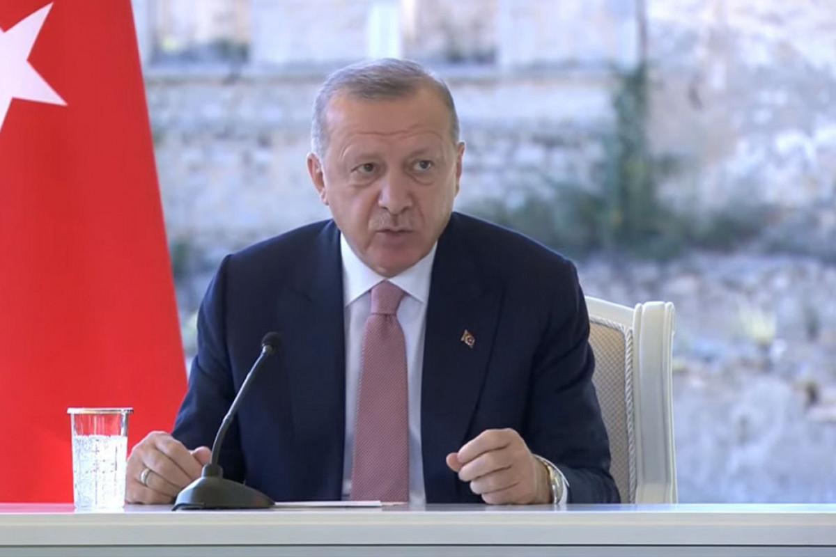 """""""Qarabağ və Şuşada """"turizm partlayışı"""" baş verəcək"""" - Türkiyə Prezidenti"""