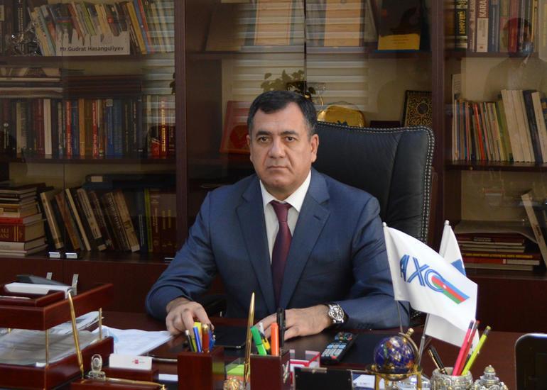 """""""Şuşada təməli qoyulan məscid İlham Əliyevin adını daşısın"""""""