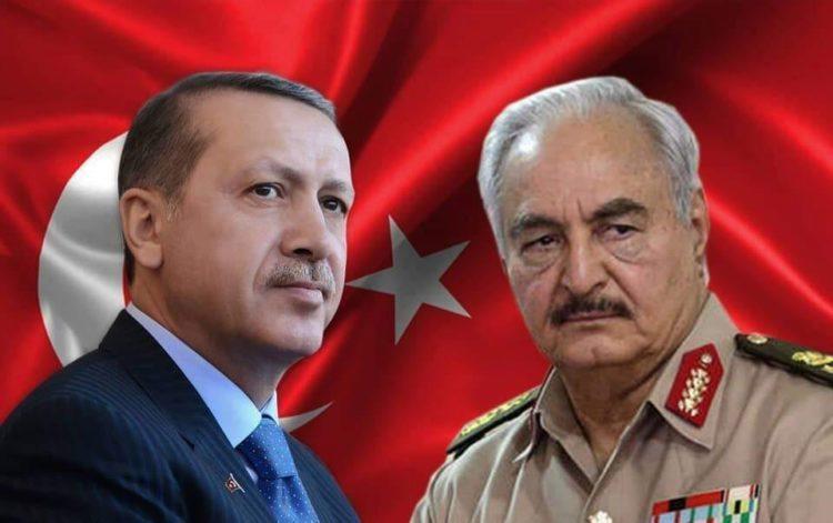 Ərdoğan general Haftarın üstünə ordu göndərir -Yeni Rusiya-Türkiyə qarşıdurması?