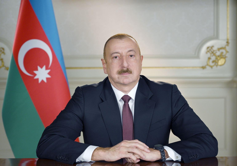 """""""Horadizdən Ermənistan sərhədinə qədər dəmir yolunun çəkilişinə start verdik"""" - Prezident"""