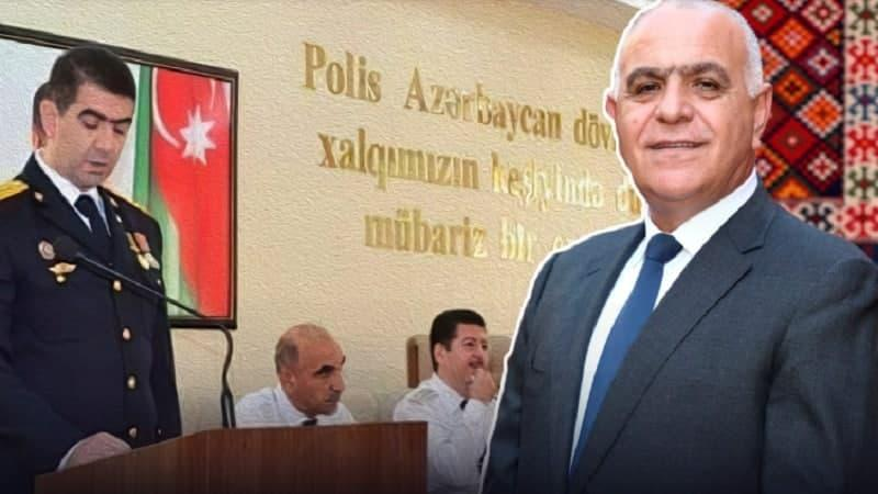 """ATA DÖVLƏTDƏN OĞURLAYIR, OĞUL """"DÖVLƏTÇİLİYİ"""" QORUYUR?! –"""