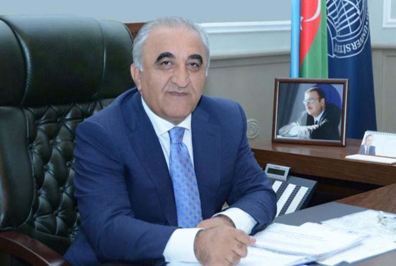 UNEC rektoru İqtisadiyyat Nazirliyi yanında İctimai Şuranın sədri seçilib