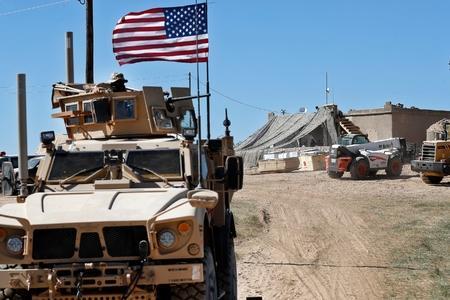ABŞ hərbi bazasına hücum:  -
