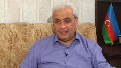 Akif Nağı da parlament seçkilərinə qatıldı
