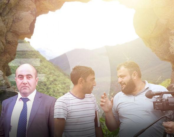 PREZİDENT ŞƏHİD JURNALİSTLƏRİ TƏLTİF ETDİ