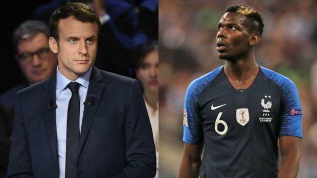 Ulduz futbolçu Makrona görə Fransa millisindən