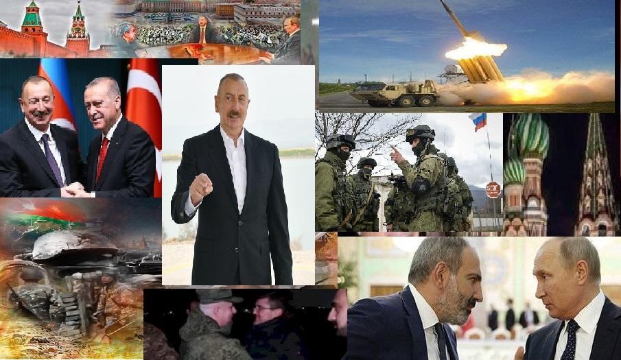 RUSİYANIN MƏKRLİ TƏLƏBLƏRİNƏ QARŞI BAKININ DİRƏNİŞİ... - Prezident İlham Əliyev Moskvanı niyə səmimi olmağa çağırdı?