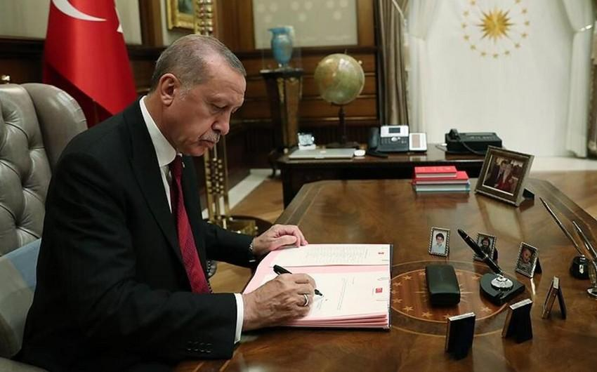 Ərdoğan Azərbaycanla müdafiə sənayesi sahəsində əməkdaşlığa dair  -