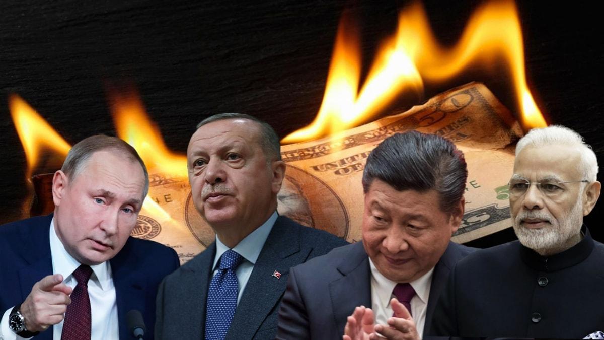 """DOLLARIN """"BEL SÜTUNUNU"""" SINDIRACAQ TƏŞƏBBÜS–"""