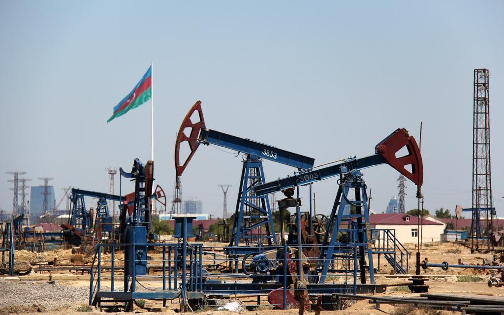 Azərbaycan neftinin qiyməti -