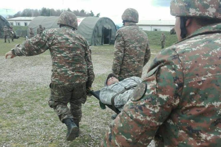 İki erməni hərbçinin meyiti qarşı tərəfə verilib