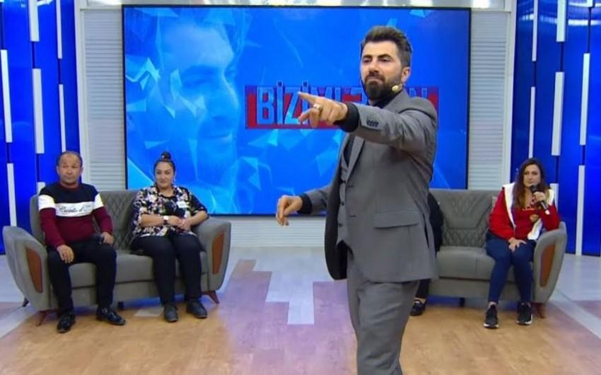 """ATV cərimələndi - """"Bizimləsən"""" verilişinin yayımı dayandırıldı"""