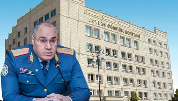 """GÖMRÜYÜN """"ZİLLƏT LABORATORİYASI""""... - Və ya Dövlət Gömrük Komitəsi"""