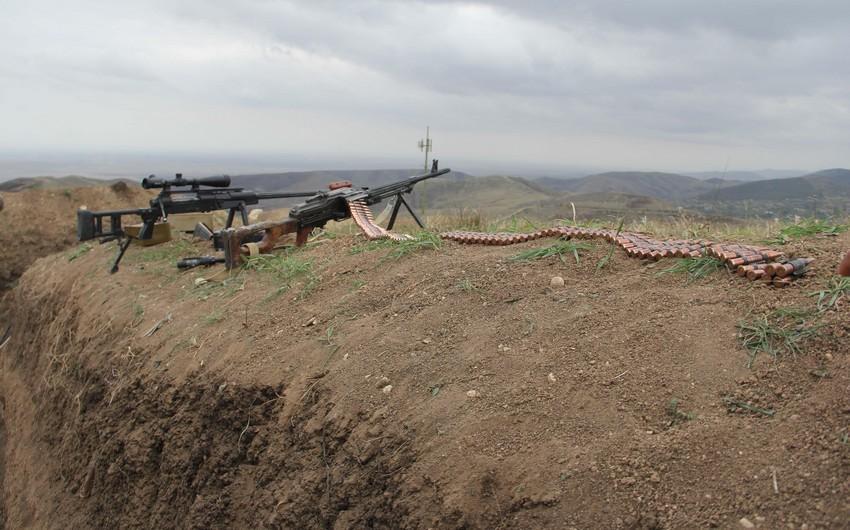Ermənistan silahlı qüvvələrinin 556-cı alayının taboru sıradan çıxarılıb