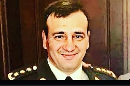 Alişan da şəhid general Polad Həşimovdan yazdı: