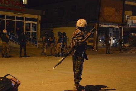 Burkina-Fasoda hücum zamanı öldürülənlərin sayı 160 nəfərə çatıb