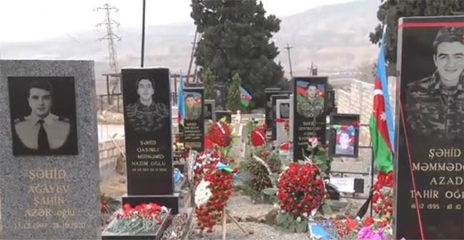 """17 ŞƏHİD MƏZARI VƏ... – Qaradağdakı məzarlıqda baş verənlər nəyin və kimin """"əsəri""""dir?"""