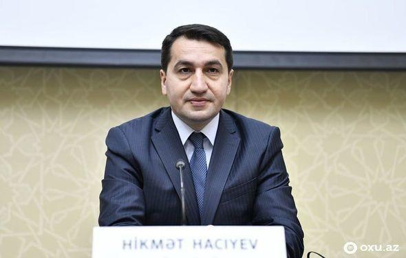Hikmət Hacıyev -