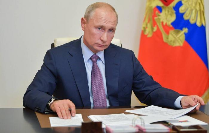 """Putin: """"Pis sülh, müharibədən yaxşıdır""""–"""