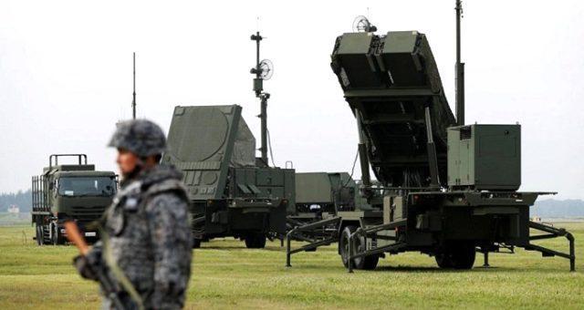 NATO qırıcıları Suriyada Türkiyəyə dəstək verəcək -