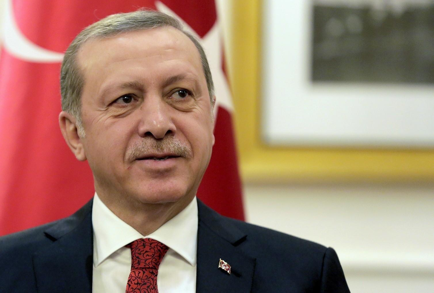 Ərdoğanın Azərbaycana səfəri başladı